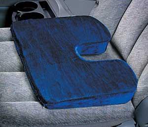 Ортопедическое сиденье для автомобиля