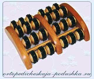 деревянные массажеры