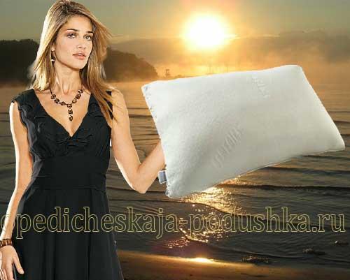 Подушка bioprotect silver