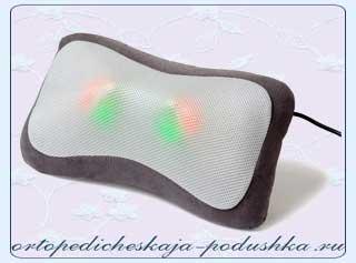 массажная подушка md 80051