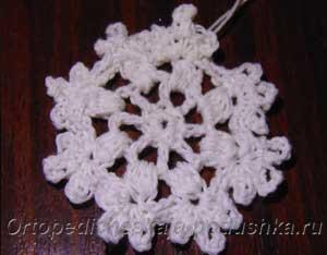 Вязаные-снежинки-крючком-схема-2
