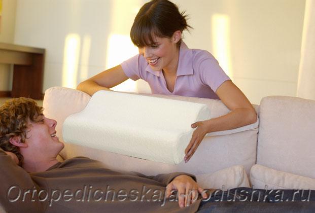 подушка-с-эффектом-памяти,-отзывы