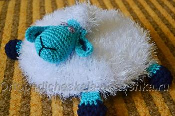 подушка овечка своими руками